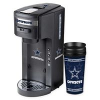 NFL Dallas Cowboys DLX Coffee Maker