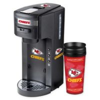 NFL Kansas City Chiefs DLX Coffee Maker