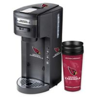 NFL Arizona Cardinals DLX Coffee Maker