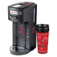 NFL Tampa Bay Buccaneers DLX Coffee Maker