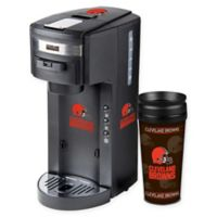 NFL Cleveland Browns DLX Coffee Maker