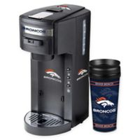 NFL Denver Broncos DLX Coffee Maker