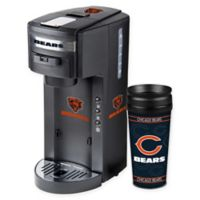 NFL Chicago Bears DLX Coffee Maker