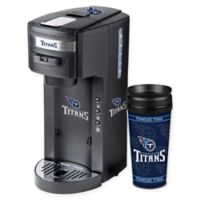 NFL Tennessee Titans DLX Coffee Maker