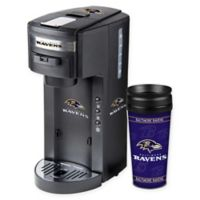 NFL Baltimore Ravens DLX Coffee Maker