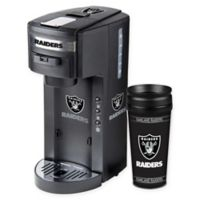 NFL Oakland Raiders DLX Coffee Maker