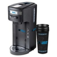NFL Carolina Panthers DLX Coffee Maker