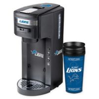 NFL Detroit Lions DLX Coffee Maker