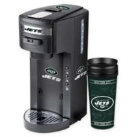 NFL New York Jets DLX Coffee Maker