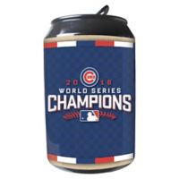 MLB 2016 World Series Champions 11-Liter Portable Party Can Fridge