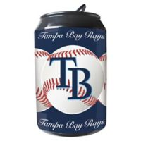 MLB Tampa Bay Rays 11-Liter Portable Party Can Fridge