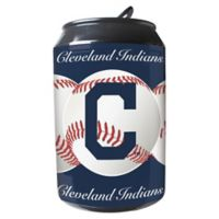 MLB Cleveland Indians 11-Liter Portable Party Can Fridge