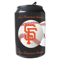 MLB San Francisco Giants 11-Liter Portable Party Can Fridge