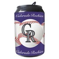MLB Colorado Rockies 11-Liter Portable Party Can Fridge