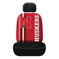 University of Nebraska Rally Seat Cover