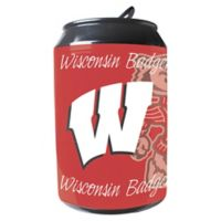 University of Wisconsin 11-Liter Portable Party Can Fridge