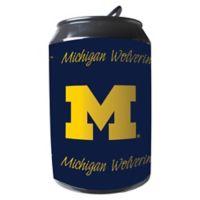 University of Michigan 11-Liter Portable Party Can Fridge