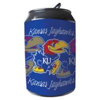 University of Kansas 11-Liter Portable Party Can Fridge