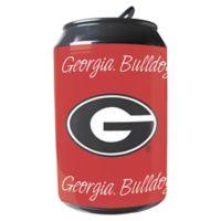 University of Georgia 11-Liter Portable Party Can Fridge