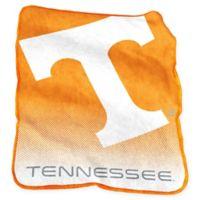 University of Tennessee Raschel Throw Blanket