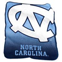 University of North Carolina Raschel Throw Blanket