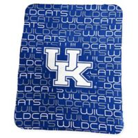University of Kentucky Classic Fleece Throw