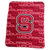 North Carolina State University Classic Fleece Throw