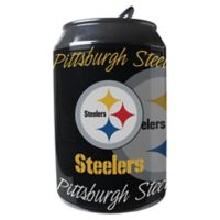 NFL Pittsburgh Steelers 11-Liter Portable Party Can Fridge