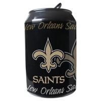 NFL New Orleans Saints 11-Liter Portable Party Can Fridge