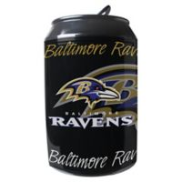 NFL Baltimore Ravens 11-Liter Portable Party Can Fridge