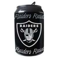 NFL Oakland Raiders 11-Liter Portable Party Can Fridge