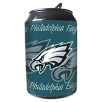NFL Philadelphia Eagles 11-Liter Portable Party Can Fridge