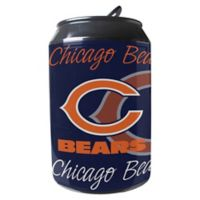 NFL Chicago Bears 11-Liter Portable Party Can Fridge