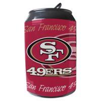 NFL San Francisco 49ers 11-Liter Portable Party Can Fridge
