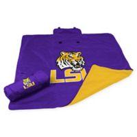Louisiana State University All-Weather Blanket