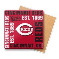 MLB Cincinnati Reds Coasters (Set of 6)