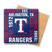 MLB Texas Rangers Coasters (Set of 6)