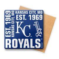 MLB Kansas City Royals Coasters (Set of 6)
