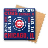 MLB Chicago Cubs Coasters (Set of 6)