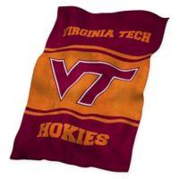 Virginia Tech University UltraSoft Blanket