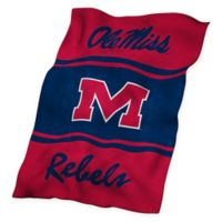 University of Mississippi UltraSoft Blanket