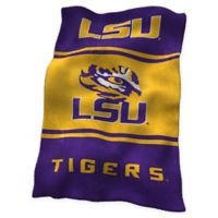 Louisiana State University UltraSoft Blanket