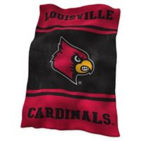University of Louisville UltraSoft Blanket