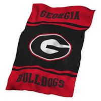 University of Georgia UltraSoft Blanket