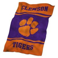Clemson University UltraSoft Blanket