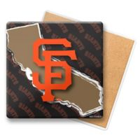 MLB San Francisco Giants State Coasters (Set of 6)