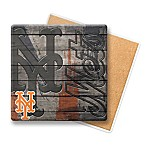 MLB New York Mets Wooden Coasters (Set of 6)