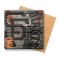 MLB San Francisco Giants Wooden Coasters (Set of 6)