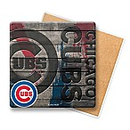 MLB Chicago Cubs Wooden Coasters (Set of 6)