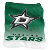 NHL Dallas Stars Raschel Throw Blanket